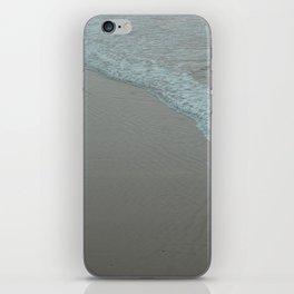 Cantabrian beach iPhone Skin