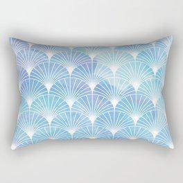 Mermaid Fans: I Dream of Atlantis Rectangular Pillow
