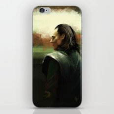 Prisoner Loki  iPhone & iPod Skin