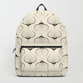 """Art Deco . No. 18 """"Shells."""" Backpack"""