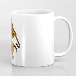 Golden Dancer Coffee Mug