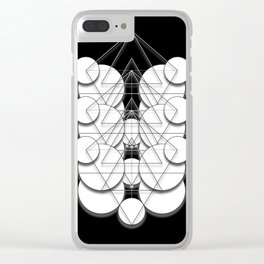 Lope Clear iPhone Case