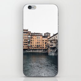 italian Architecture in Florence iPhone Skin