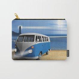 Blue ... beach ... bulli Carry-All Pouch