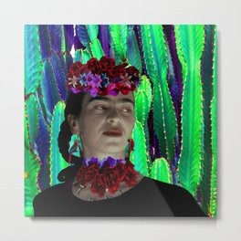 Freeda my Frida Metal Print