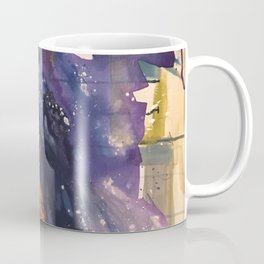 Drawing an eternity Coffee Mug