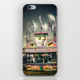 Fair Food  iPhone Skin
