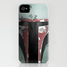 boba fett iPhone (4, 4s) Slim Case