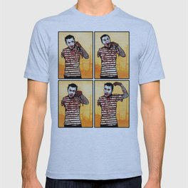 The Zombie Mime! T-shirt