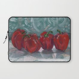Red Bell Peppers, Paprika Pepper Laptop Sleeve