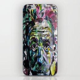 4 langsam 7 iPhone Skin