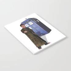 10th Doctor Notebook