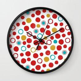 Stylish giraffe Wall Clock