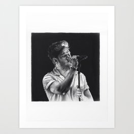 NH2 Art Print