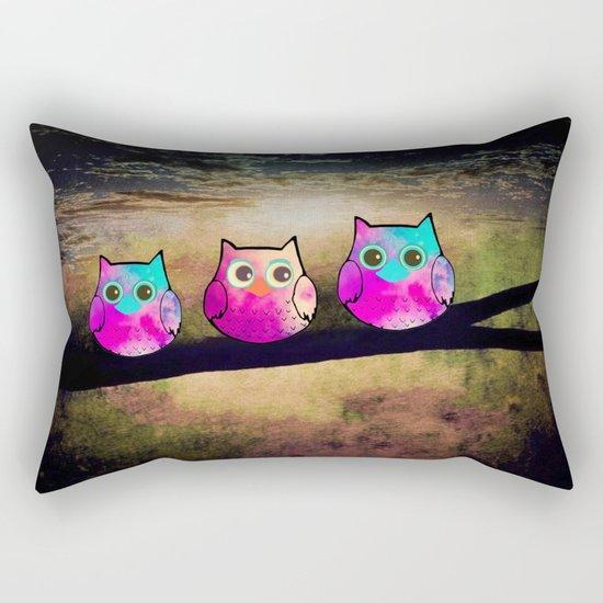 owl-1 Rectangular Pillow