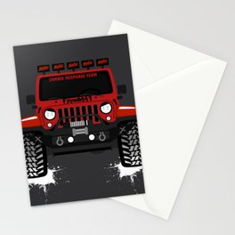 the_blessed_hellride Stationery Cards