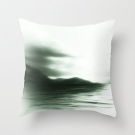 Sea bt Throw Pillow