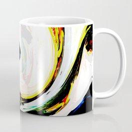 496 - Abstract Colour Design Coffee Mug