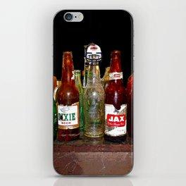 JAX BEER DIXIE BEER OF NEW ORLEANS iPhone Skin