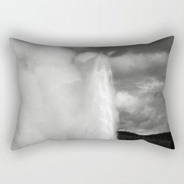 Old Faithful Starting Rectangular Pillow