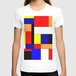 Mondrian #9 T-shirt