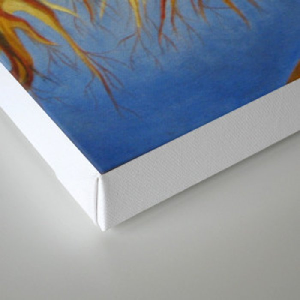 arbor enamored Canvas Print