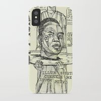 gucci iPhone & iPod Cases featuring Gucci Mane by Maddison Bond