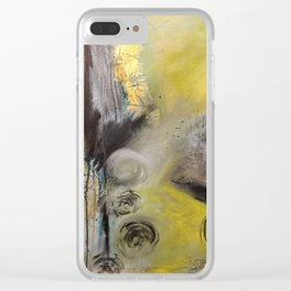 Untitled, by Anonymous Clear iPhone Case