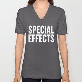 Special Effects graphic Movie / Film / Cinema design Gifts Unisex V-Neck