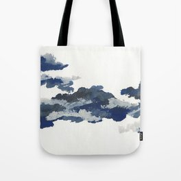 clouds_april Tote Bag
