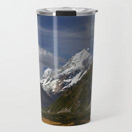 Mt Cook / Aoraki Travel Mug