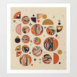 Soft Machine Art Print