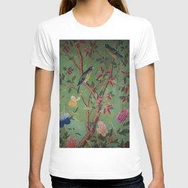 Green Dream Chinoiserie T-shirt