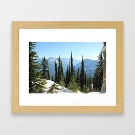 Selkirk Framed Art Print