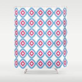 Mixazu spring Shower Curtain