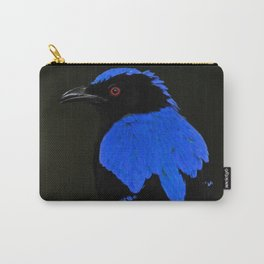 Asian Fairy-bluebird (Male) Carry-All Pouch