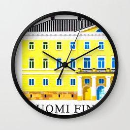 Fiskars Manor 1818 Wall Clock