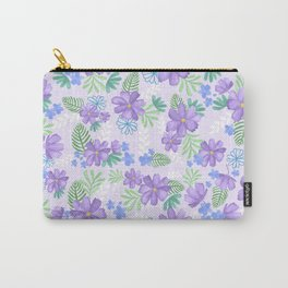 Louisa Florals Carry-All Pouch
