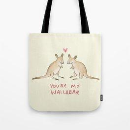 Wallabae Tote Bag