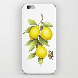 Lemon Bunch iPhone Skin