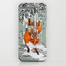 Fox Forest Slim Case iPhone 6s