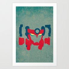 Lagann Art Print