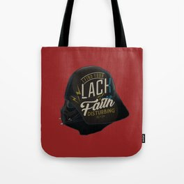 Vader Rebel Tote Bag