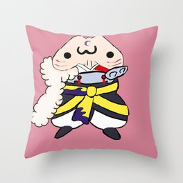 Sesshomaru-penis Throw Pillow