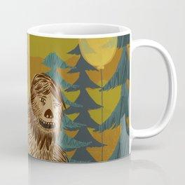 Bigfoot birthday card Coffee Mug