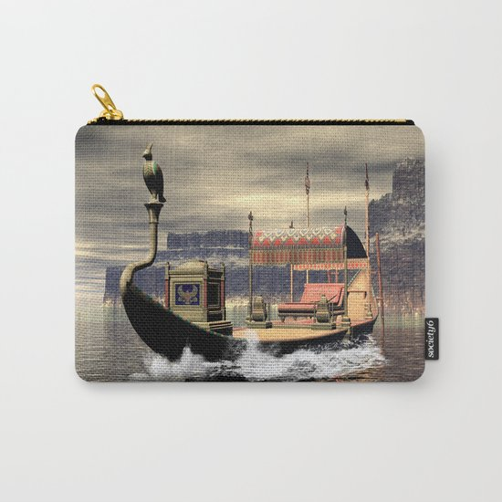 Sacred barge Carry-All Pouch