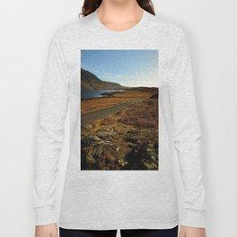 wastwater lake Long Sleeve T-shirt