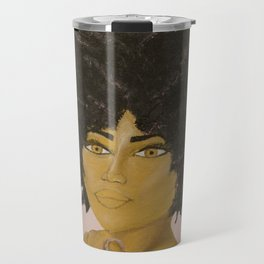Golden Goddess Travel Mug