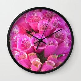 Botanical Florals Zencolor5 Wall Clock