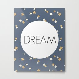 In My Dreams Metal Print